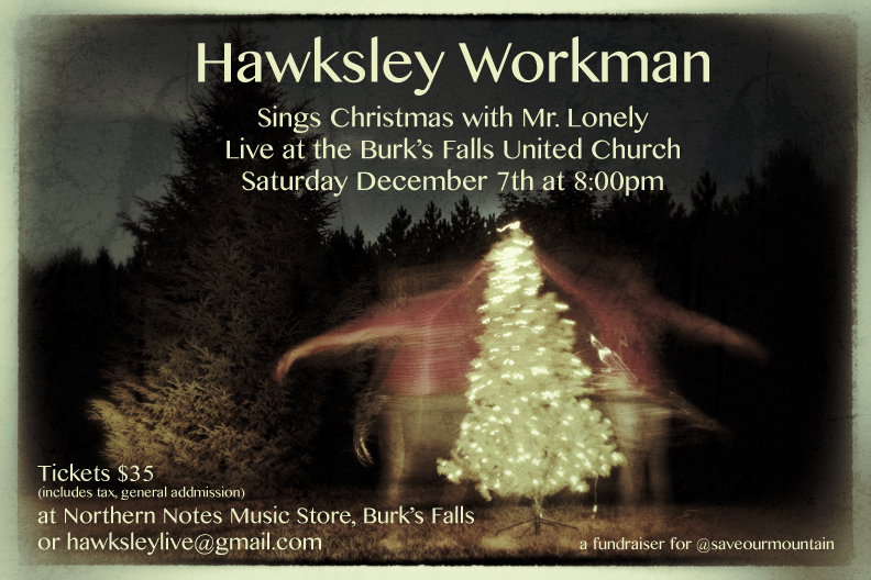 Christmas Show in Burk's Falls